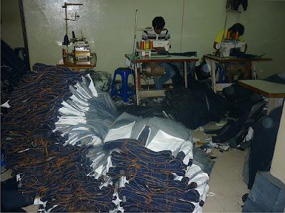 Konveksi Jeans di bandung