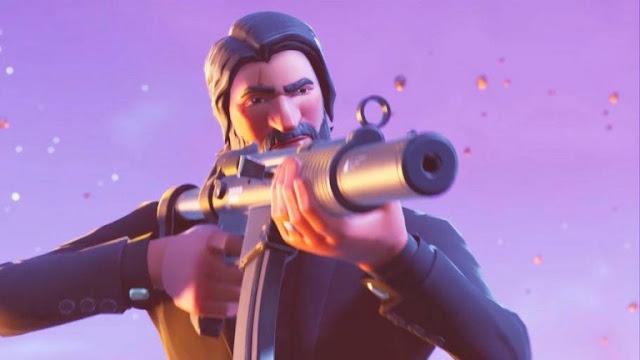سلاح جديد قادم بطور Battle Royale في لعبة Fortnite و هذه جميع مميزاته و مواصفاته …
