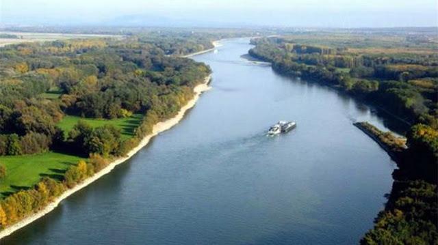 Συζητούν για πλωτή διώρυγα Δούναβη - Μοράβα - Αξιού