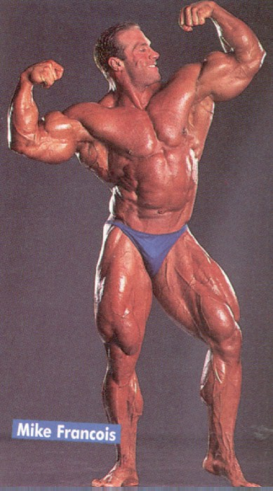 Muscle Lover 90 S Bodybuilders Mike Francois