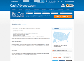 Payday Loans - How to Get Payday Loans Online - Cash Advance!