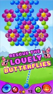 Games Bubble Butterfly Apk