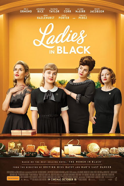 Ladies In Black Movie Poster