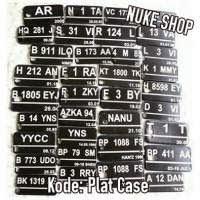 Hardcase handphoe Plat Case