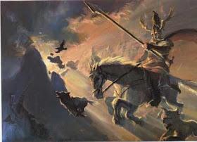 odin 7 Dewa Kematian dari Berbagai Kepercayan Kuno di Dunia
