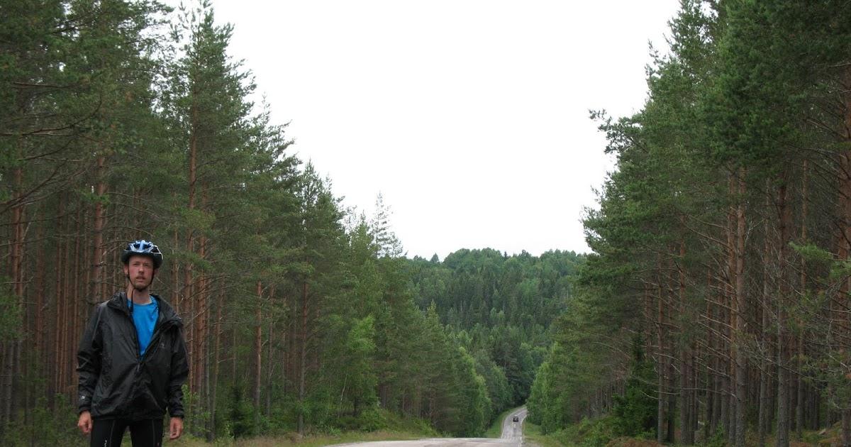 Cykelnoter: Del 1: Lidt fakta om turen Kbh. - Stockholm på cykel