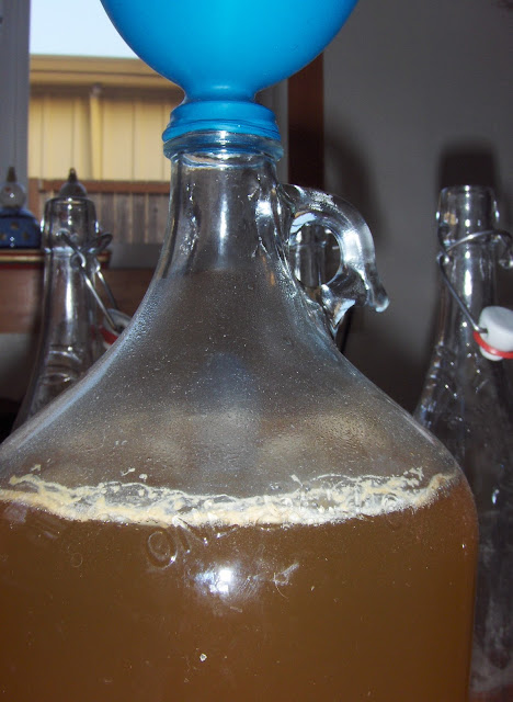 brewing honey wine