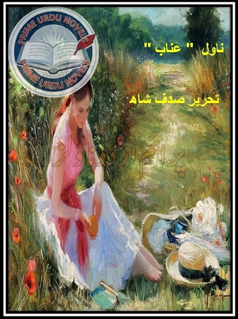 Free online reading Anab novel by Sadaf Shah