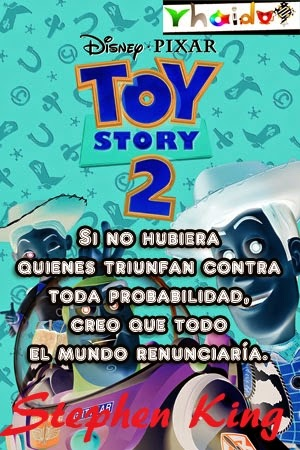 Toy Story 2 Stephen King