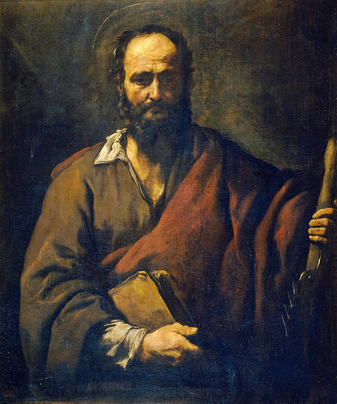 José de Ribera - San Simón (c.1630-1635)