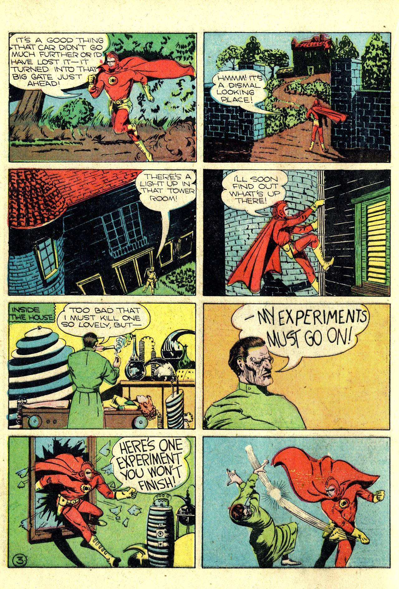 Read online Detective Comics (1937) comic -  Issue #44 - 32