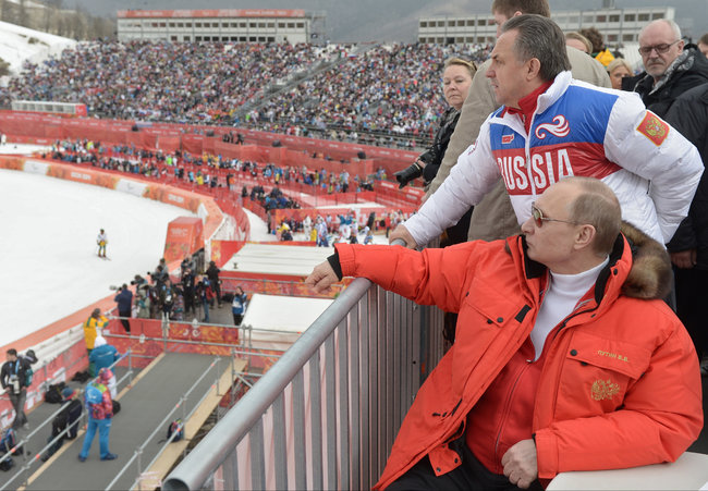 Russia's team failed the anti-doping test for the second time