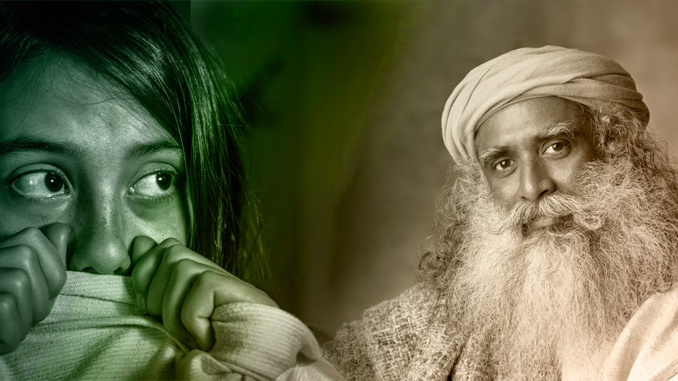 A best way to Overcome Fear by Sadhguru Jaggi Vasudev of Isha Foundation - Turnspiritual.in, Turn Spiritual