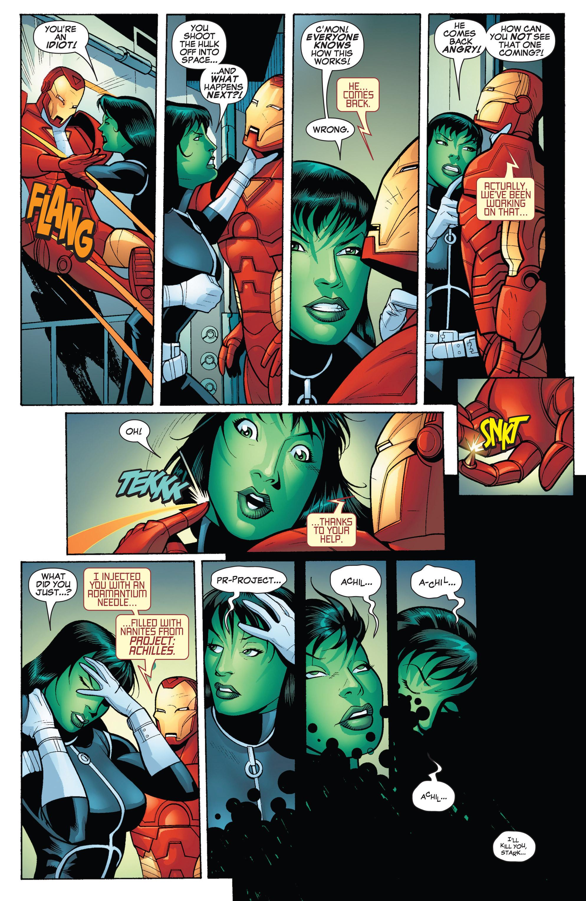 Read online She-Hulk (2005) comic -  Issue #18 - 20