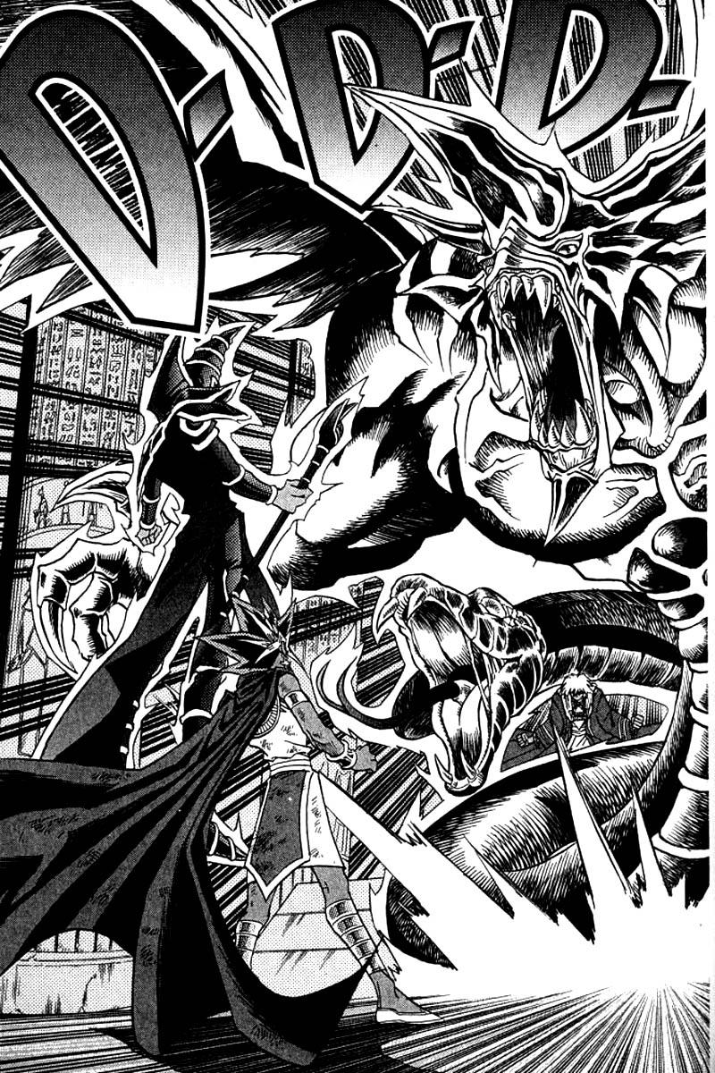 YUGI-OH! chap 314 - trận chiến với linh hồn siêu quái thú trang 10