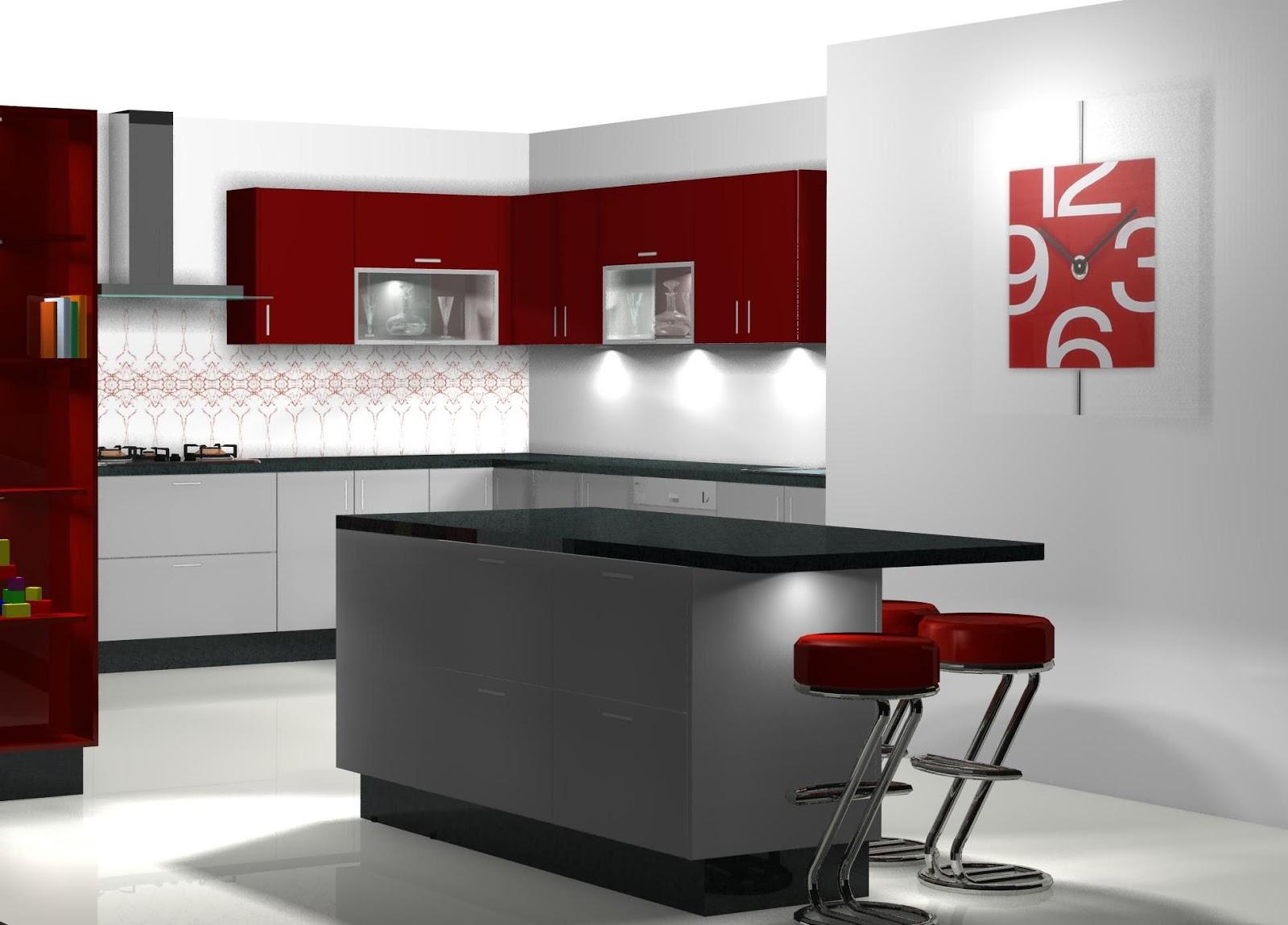 Dise o muebles de cocina dise o de cocina laminado en - Diseno de cocina ...