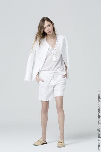 Moda mujer verano 2017 ropa de moda 2017.