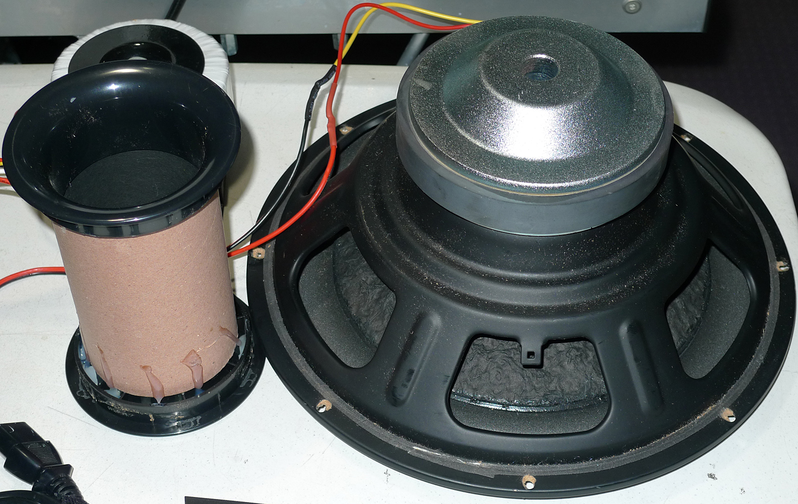 The Death of a Subwoofer. Cause of Death Remains a Mystery!