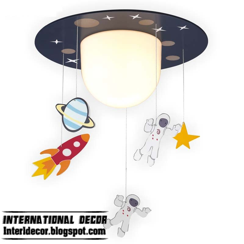 Cool ceiling lamps for kids room, kids room ceiling lamps ...