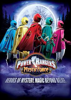 Power Rangers Forta Mistica Sezonul 1 Power Rangers Mystic Force Season 1 Desene Animate Online Dublate si Subtitrate in Romana