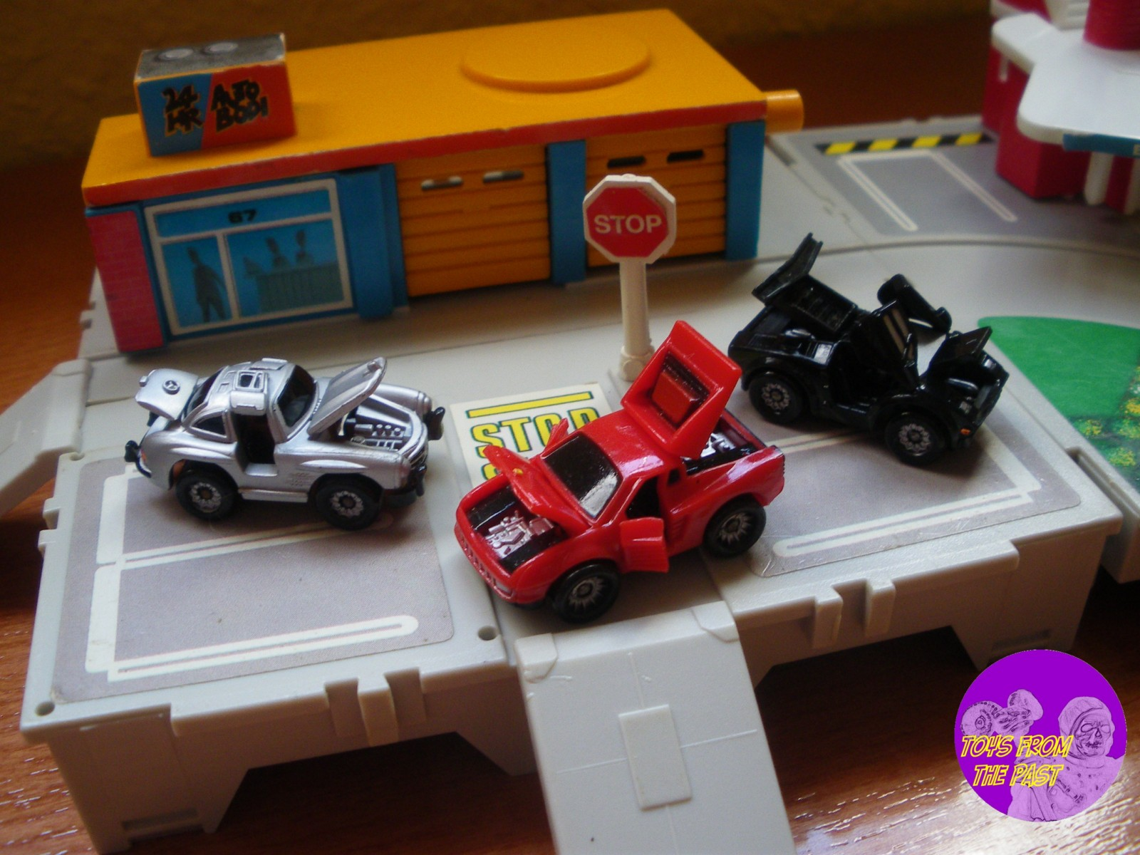 Toys From The Past 30 Micro Machines Deluxe