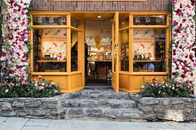 boutique Occitane en Provence Québec Petit Champlain
