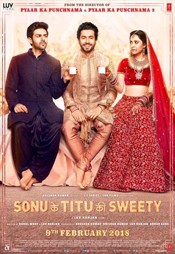 Sonu Ke Titu Ki Sweety 2018 Movie 380MB