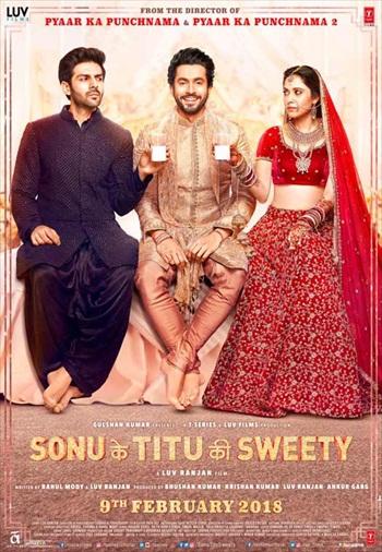 Sonu Ke Titu Ki Sweety 2018 Hindi Full 300mb Movie Download