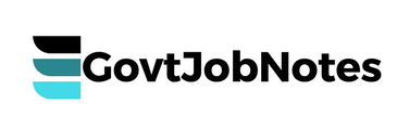 GovtJobNotes- Free Study Material for SSC, Banks, UPSC