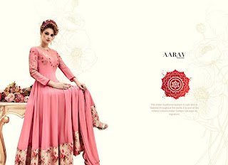 PANDORA VOL 1 AARAV TRENDZ SUITS WHOLESALER LOWEST PRICE SURAT GUJARAT