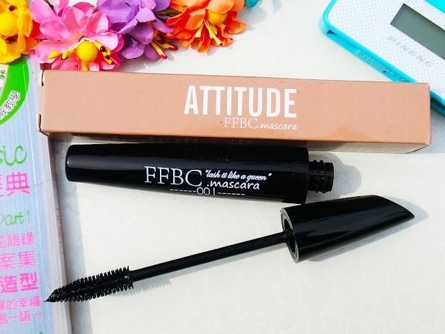 FFBC 3D Mascara Melentikkan Bulu Mata Mudah Dicuci