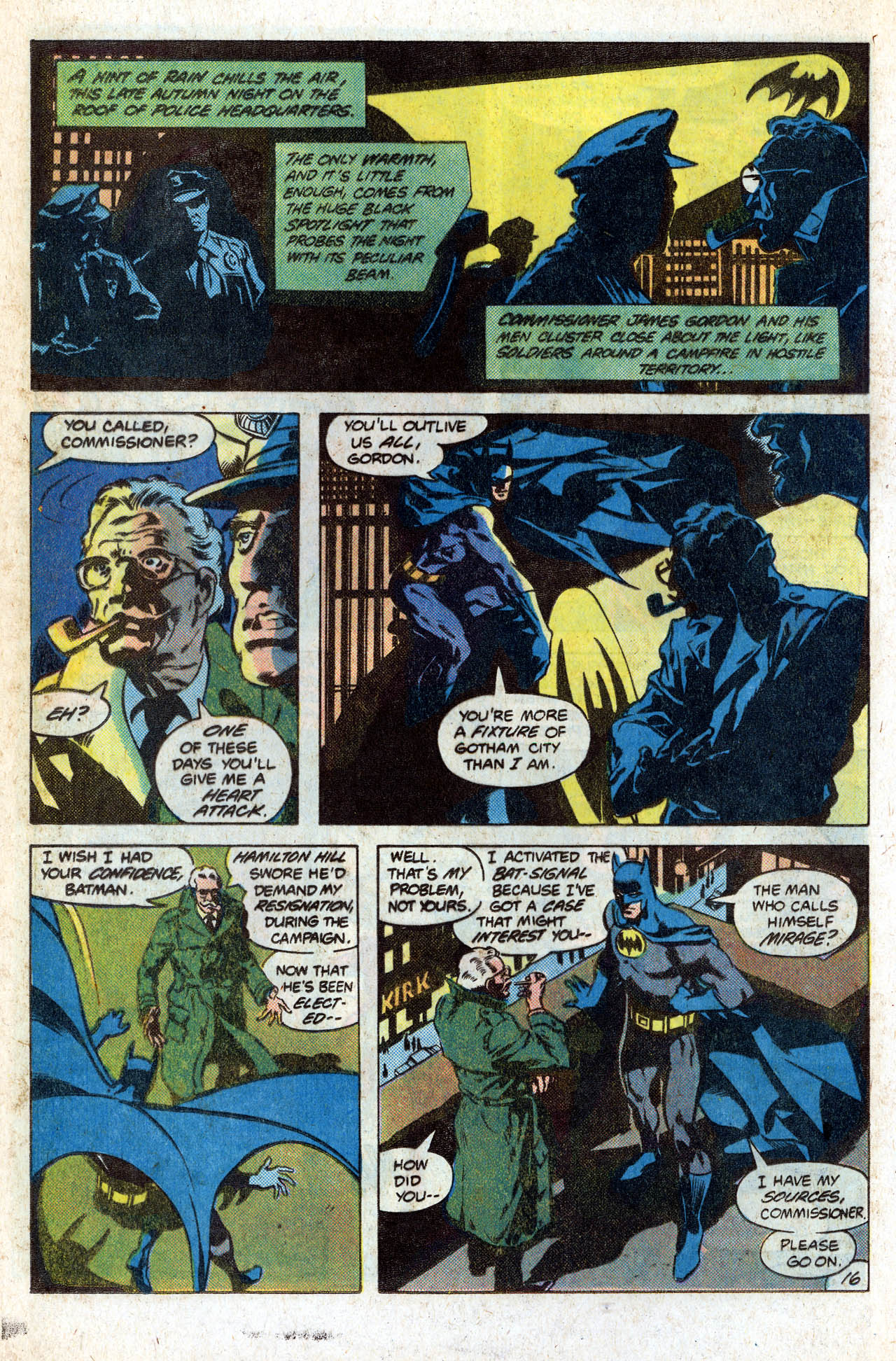 Detective Comics (1937) 511 Page 19