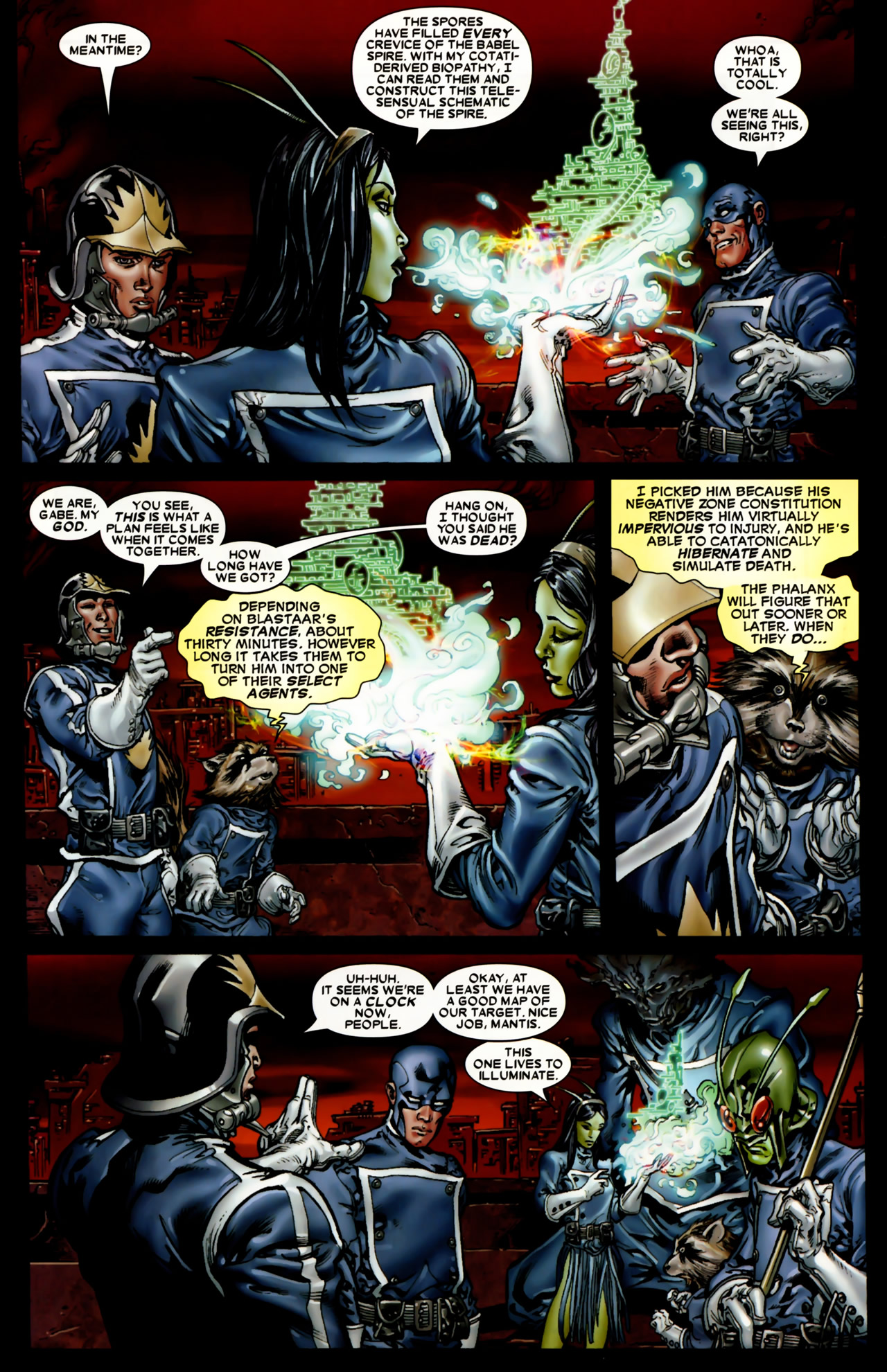 Read online Annihilation: Conquest comic -  Issue #2 - 16