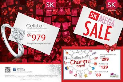 Sk Jewellery Malaysia Mega Sale 2012