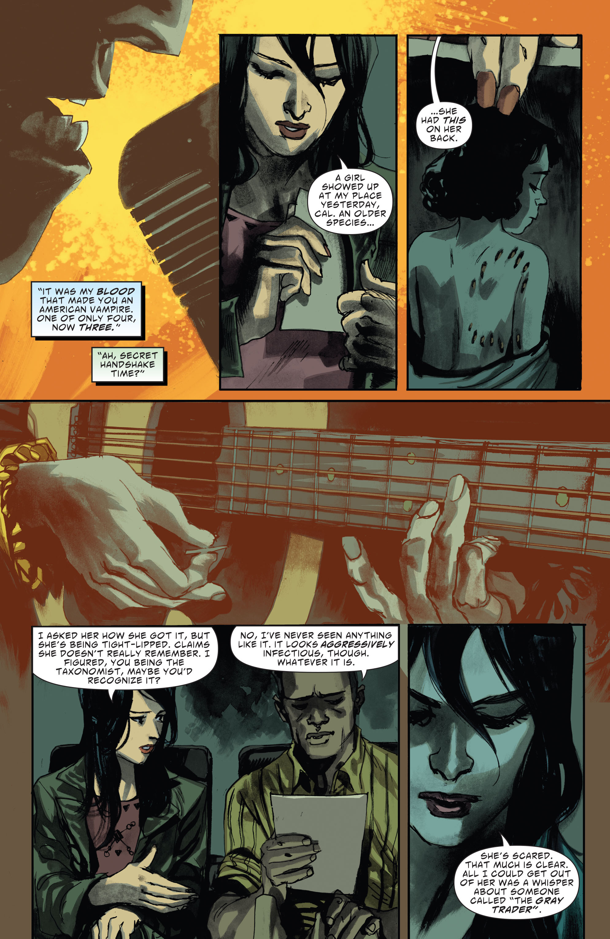 Read online American Vampire: Second Cycle comic -  Issue #2 - 5
