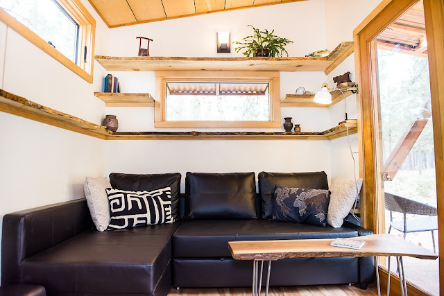 Wood Iron Tiny Homes