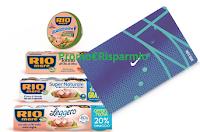 Logo #ViviLeggero - Terza edizione: con Rio Mare vinci 77 Gift Card Nike da 200€