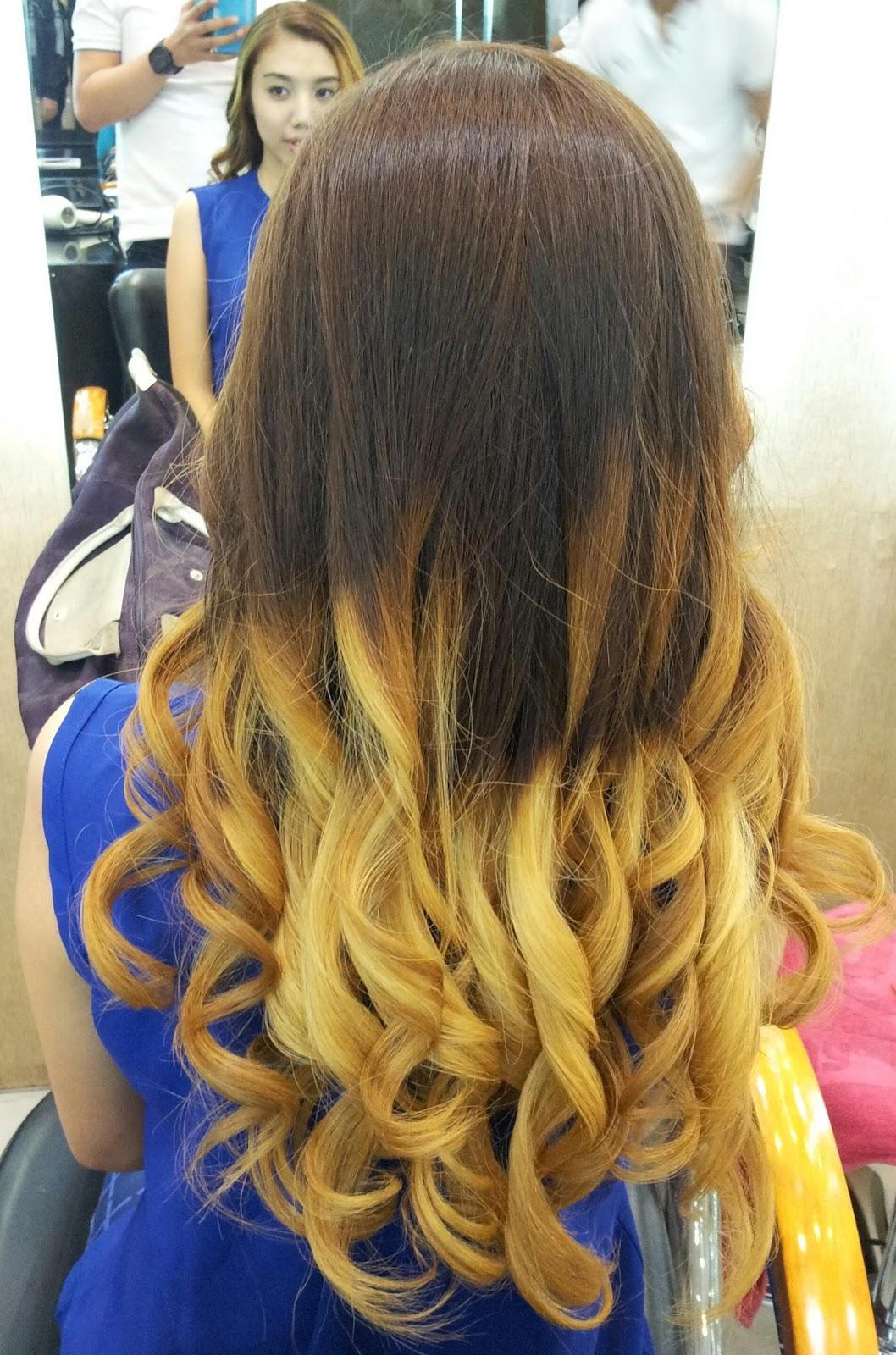 Ombre Hair For Summer Stellangelita