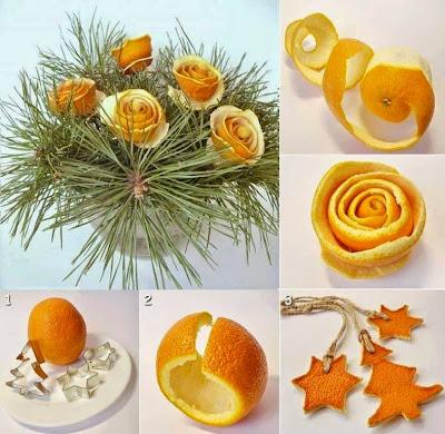 creaciones con frutas impresionantes