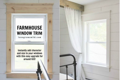 Diy home sweet home diy farmhouse projects for the home - Diy tips home window cleaning ...
