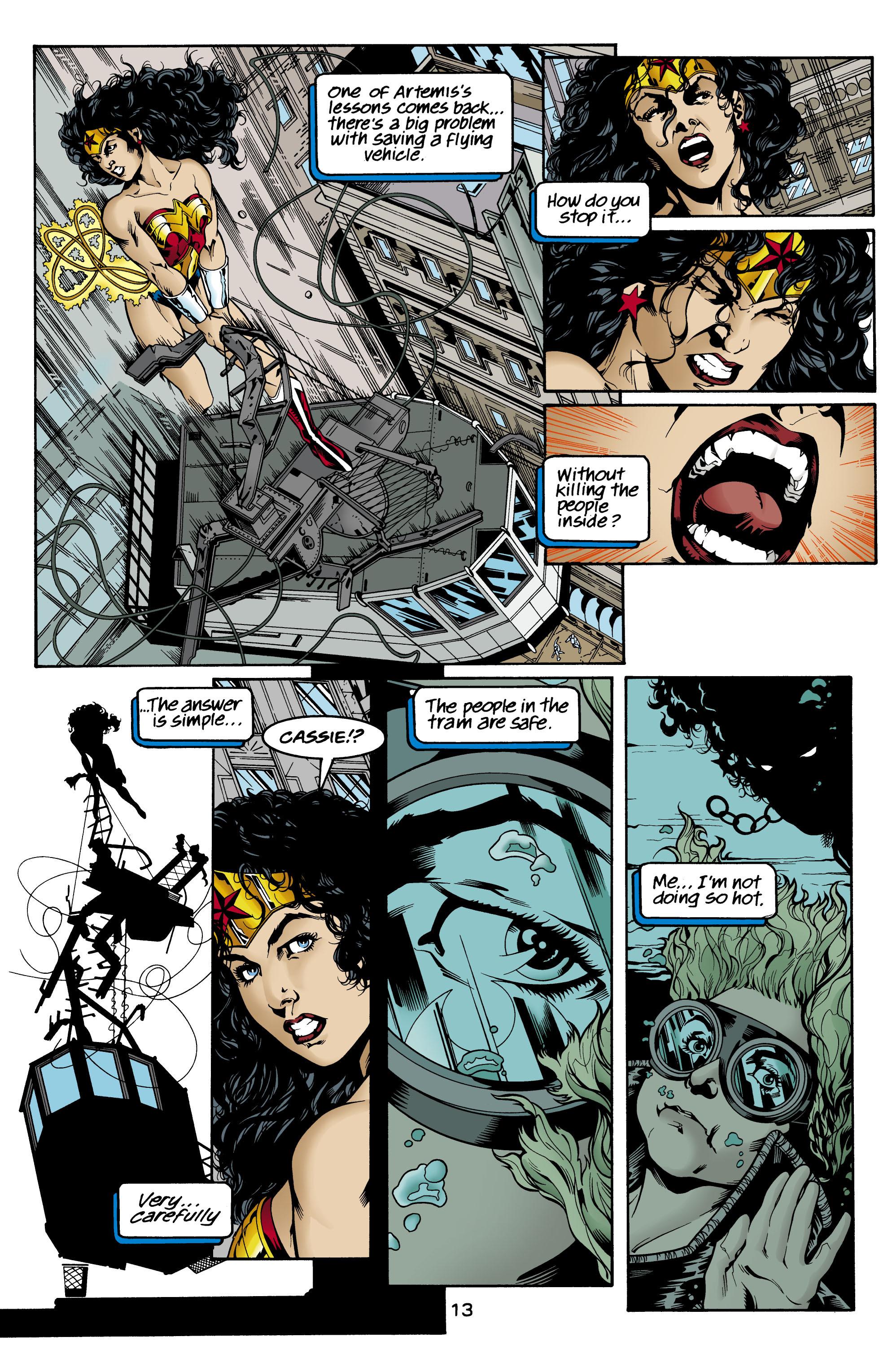 Read online Wonder Woman (1987) comic -  Issue #157 - 14