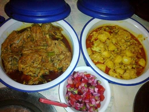 Khasmiri Food