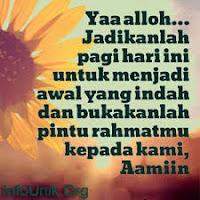 Gambar Kata Doa Pagi Cikimm Com