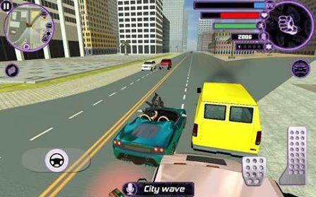 تحميل لعبة ميامي الشرير Miami crime للاندرويد بحجم 100 ميجا فقط