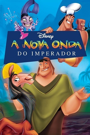 A Nova Onda do Imperador - Blu-Ray Filmes Torrent Download capa