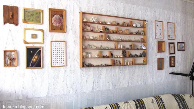 поделки из ракушек shell craft