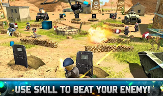 War Friends Mod Apk Unlimited Money