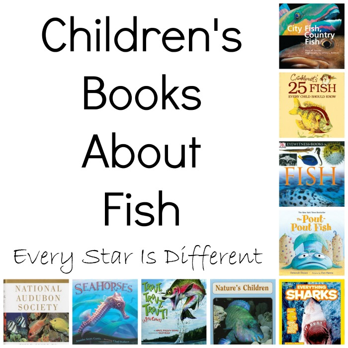 Children's Books About Fish