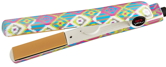 CHI PRO AIR 1 Ceramic Flat Iron in Neon Aztec