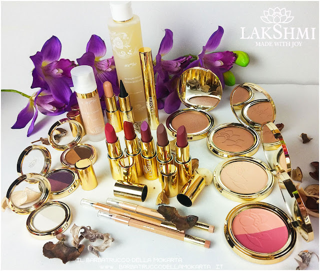 recensione  lakshmi makeup  vegan ecobio